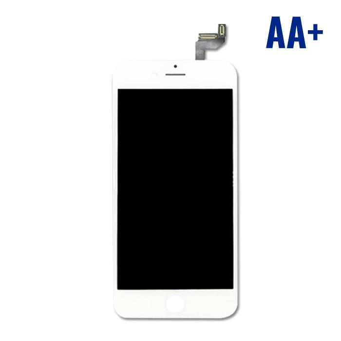 "iPhone 6S 4.7 ""screen (Touchscreen + LCD + Parts) AA + Quality - White"