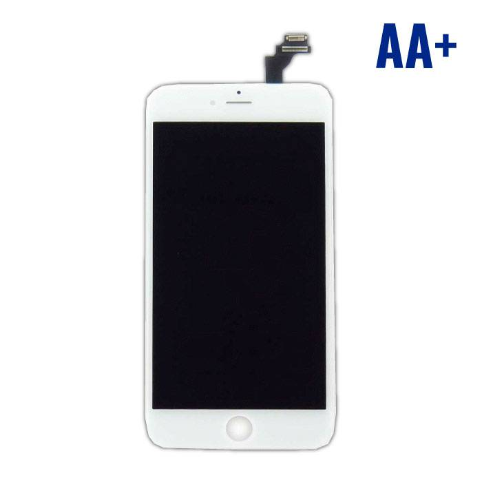 iPhone 6S Plus Scherm (Touchscreen + LCD + Onderdelen) AA+ Kwaliteit - Wit