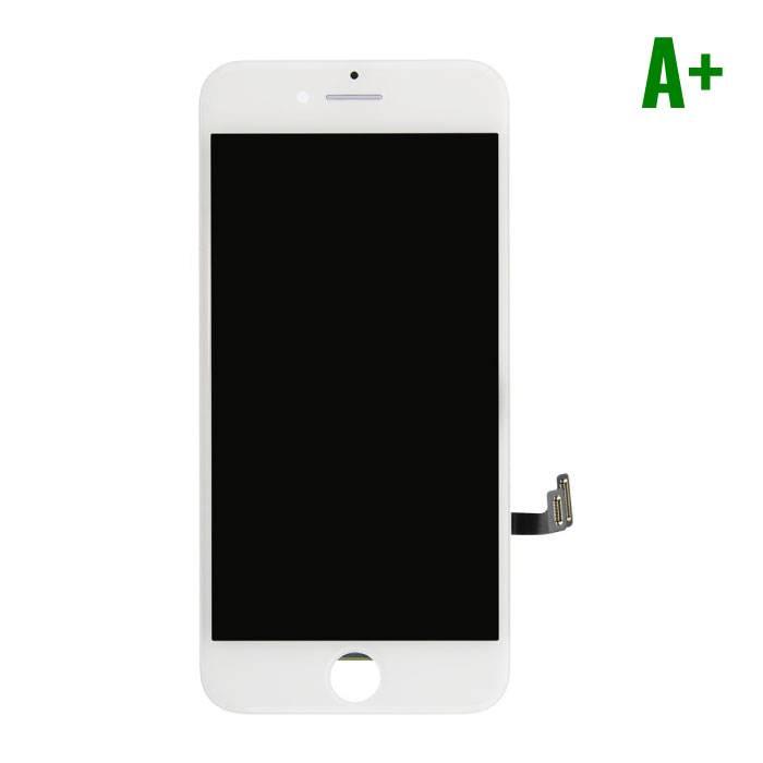 7 'cran de l'iPhone ('cran tactile + LCD + Parts) A+ Qualit' - Blanc