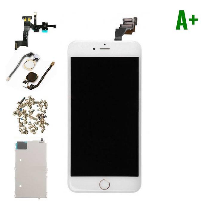 iPhone 6 Plus écran prémonté (écran tactile + LCD + Parts) A+ Qualité - Blanc