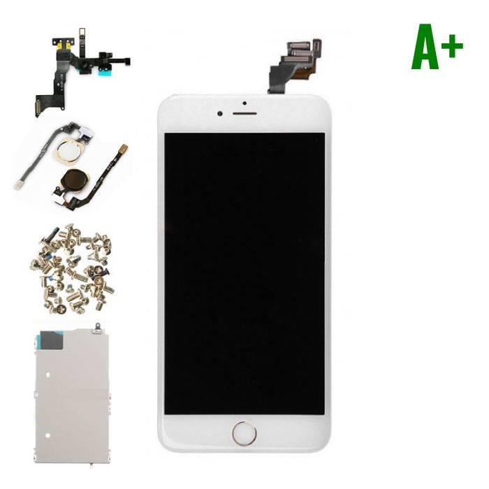 iPhone 6S Plus Voorgemonteerd Scherm (Touchscreen + LCD + Onderdelen) A+ Kwaliteit - Wit