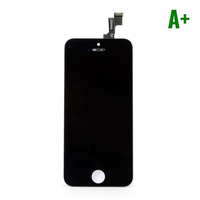 écran de l'iPhone 5C (écran tactile + LCD + Parts) A+ Qualité - Noir