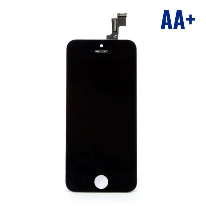écran de l'iPhone 5C (écran tactile + LCD + Pièces) AA+ Qualité - Noir