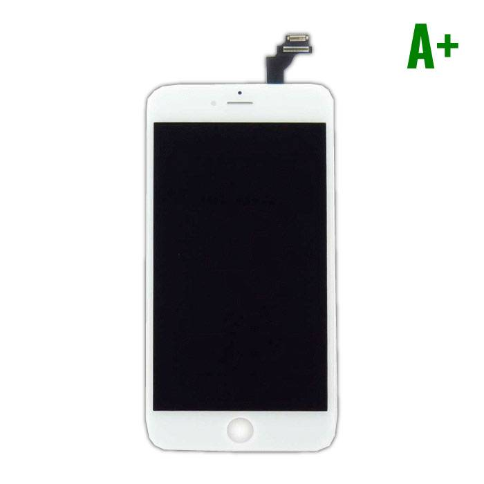 iPhone 6S Plus Scherm (Touchscreen + LCD + Onderdelen) A+ Kwaliteit - Wit