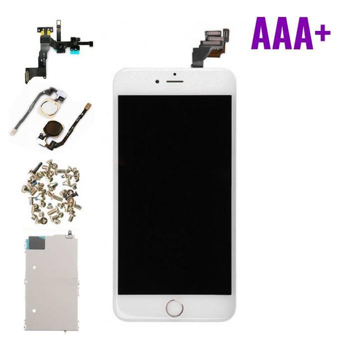 iPhone 6 Plus écran prémonté (écran tactile + LCD + Parts) AAA+ Qualité - Blanc