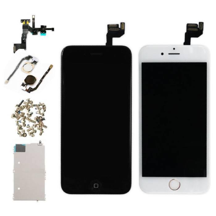 """Stuff Certified ® iPhone 6S 4.7"""" Voorgemonteerd Scherm (Touchscreen + LCD + Onderdelen) AAA+ Kwaliteit - Zwart"""