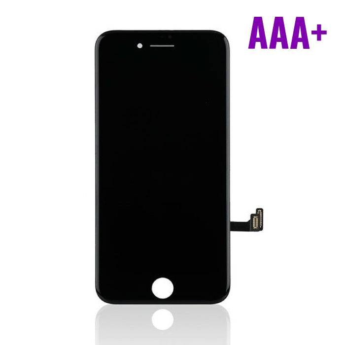 8 iPhone screen (Touchscreen + LCD + Parts) AAA + Quality - Black