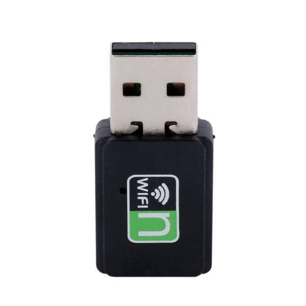 Stuff Certified® Mini WiFi USB Dongle Wireless Network 300Mb / s 802.11N Adapter Adapter