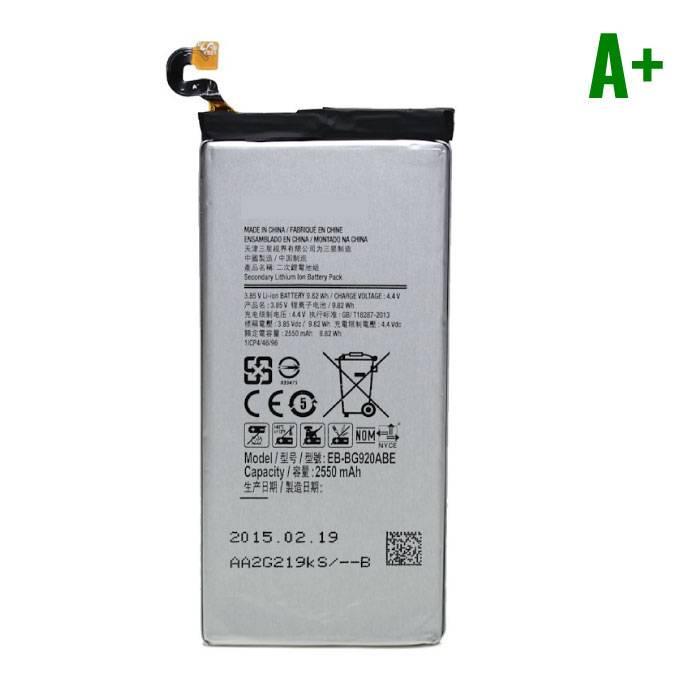 Samsung Galaxy S6 Battery / Battery Grade A +