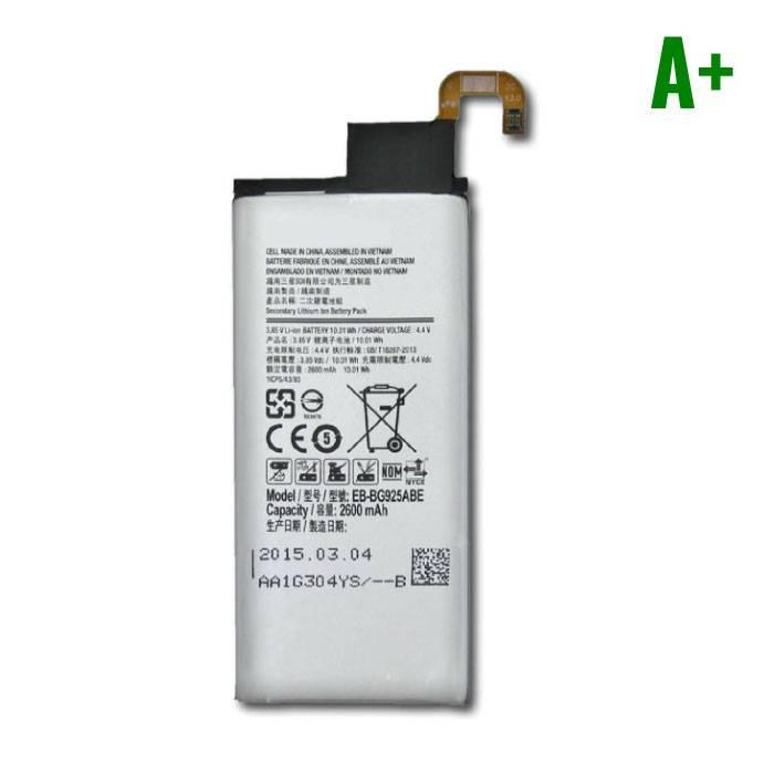 Samsung Galaxy S6 bord Batterie / Batterie Grade A +