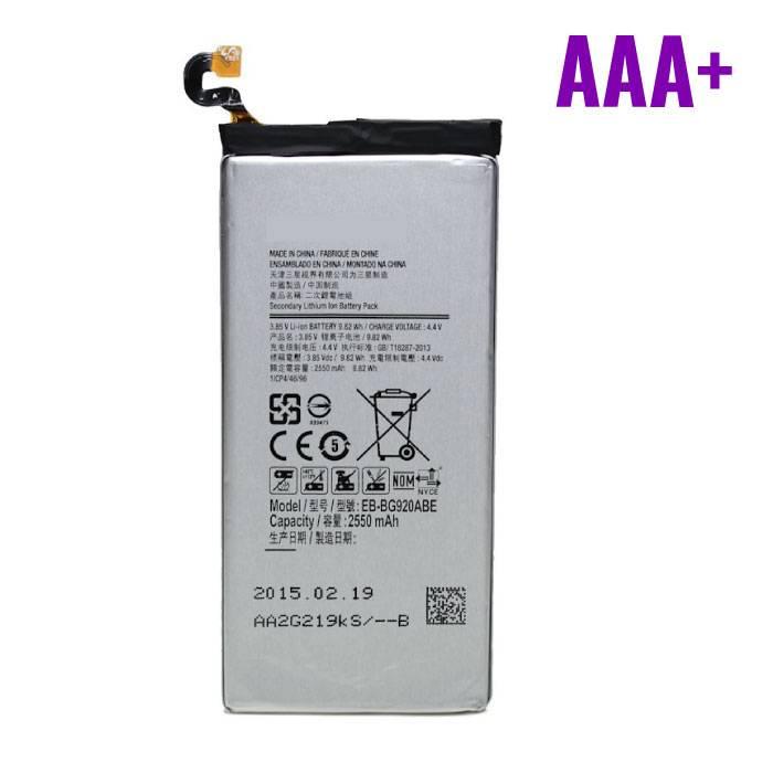 Samsung Galaxy S6 Batterie / batterie AAA+ Qualité