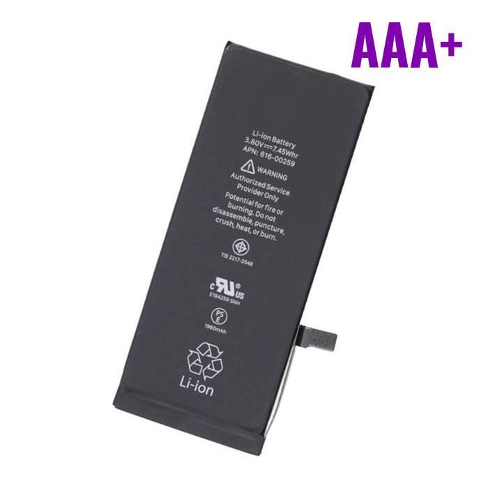 7 iPhone Batterie / batterie AAA+ Qualité