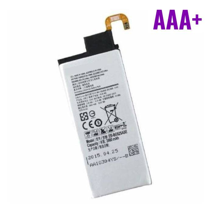 Samsung Galaxy S7 Edge Battery / Battery AAA + Quality