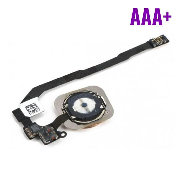 Apple iPhone 5S - Bouton AAA+ Accueil Flex Assemblée cable Noir