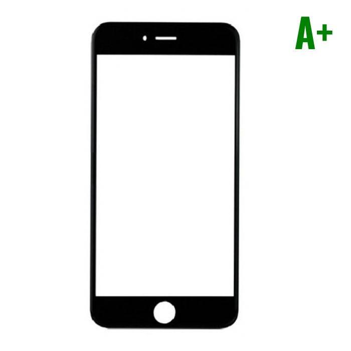 iPhone 7 Frontglas Glas Plaat A+ Kwaliteit - Zwart