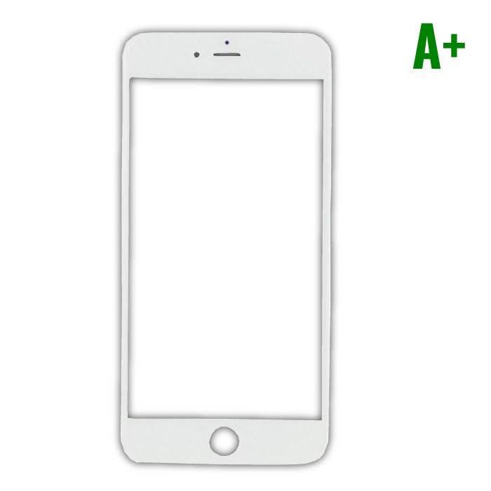 iPhone 7 A + Quality Front Glass - White