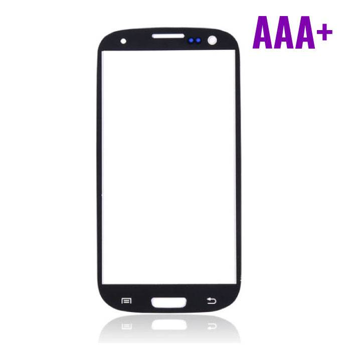 Samsung Galaxy S3 i9300 AAA+ verre avant Qualité - Noir