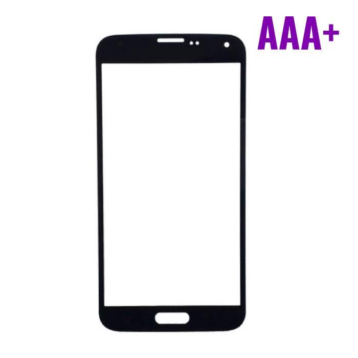 Samsung Galaxy S5 i9600 AAA+ verre avant Qualité - Noir