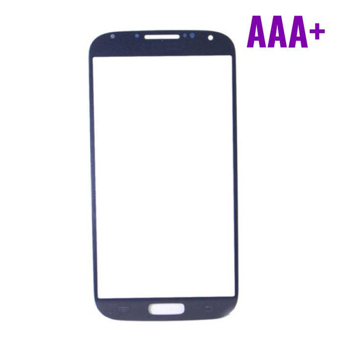 Samsung Galaxy S4 i9500 AAA + Quality Front Glass - Blue