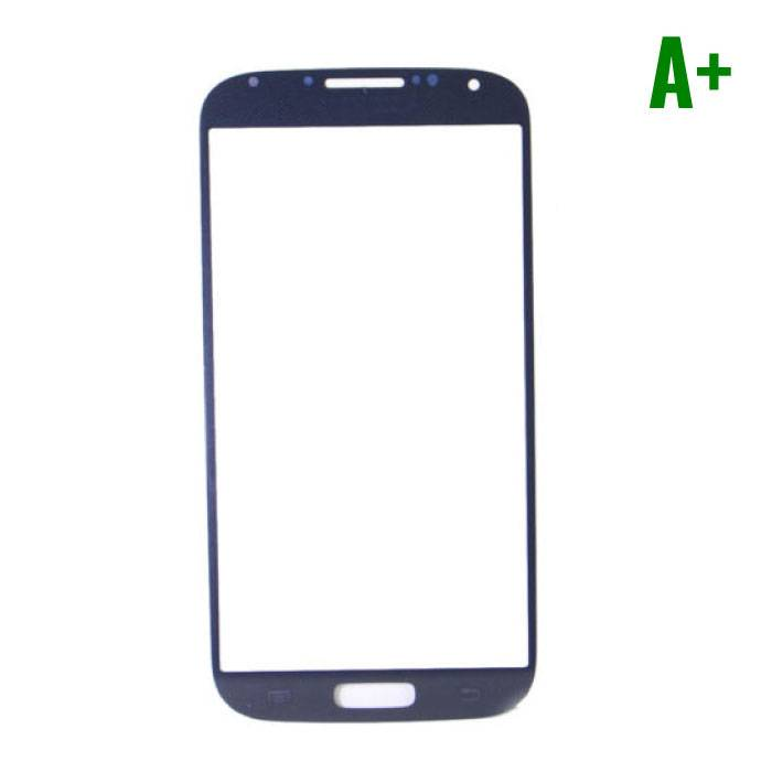 Samsung Galaxy S4 i9500 A+ verre avant Qualité - Bleu