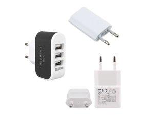 USB muur opladers