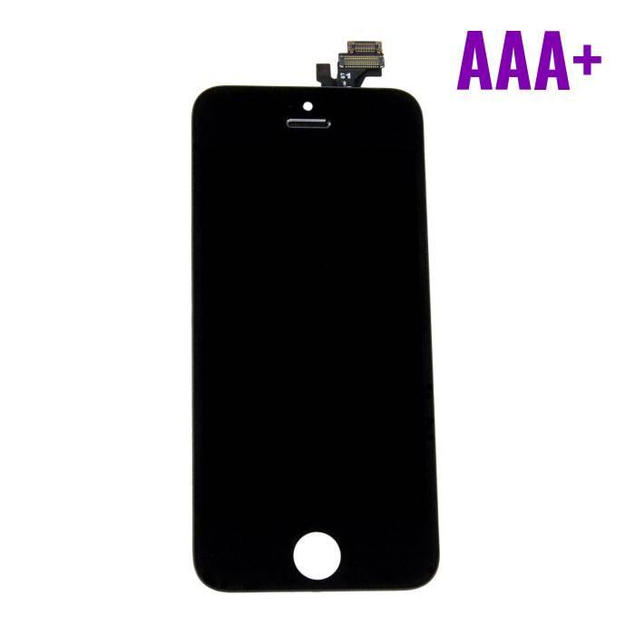 iPhone 5 écran (écran LCD + tactile + Pièces) AAA+ Qualité - Noir