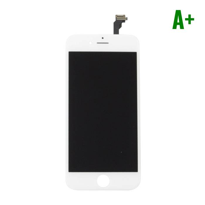 """iPhone 6 4.7 """"screen (Touchscreen + LCD + Parts) A + Quality - White"""
