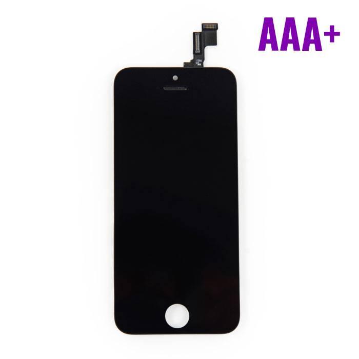 écran de l'iPhone SE / 5S (écran tactile + LCD + Parts) AAA+ Qualité - Noir