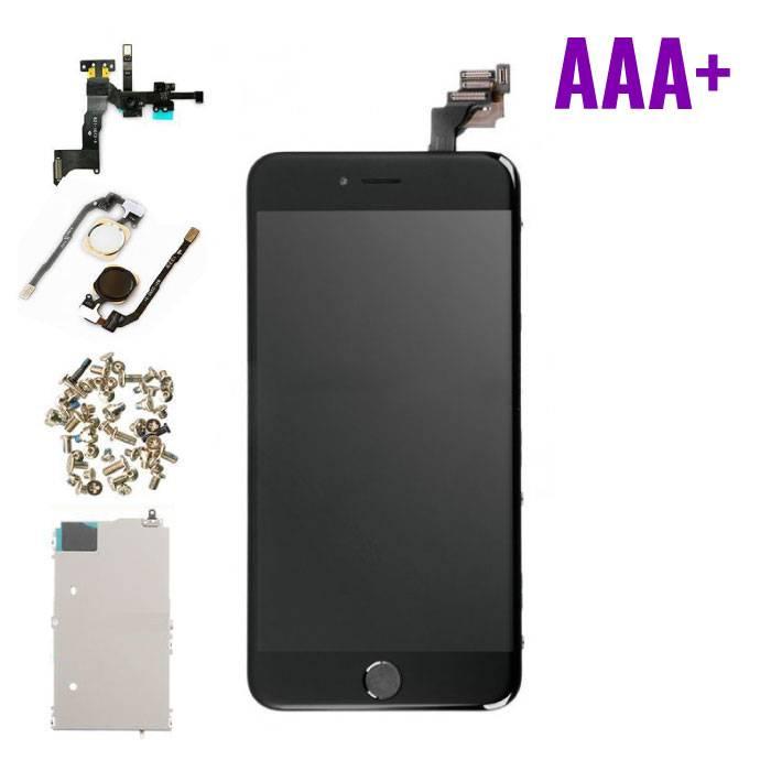 iPhone 6 Plus écran prémonté (écran tactile + LCD + Parts) AAA+ Qualité - Noir