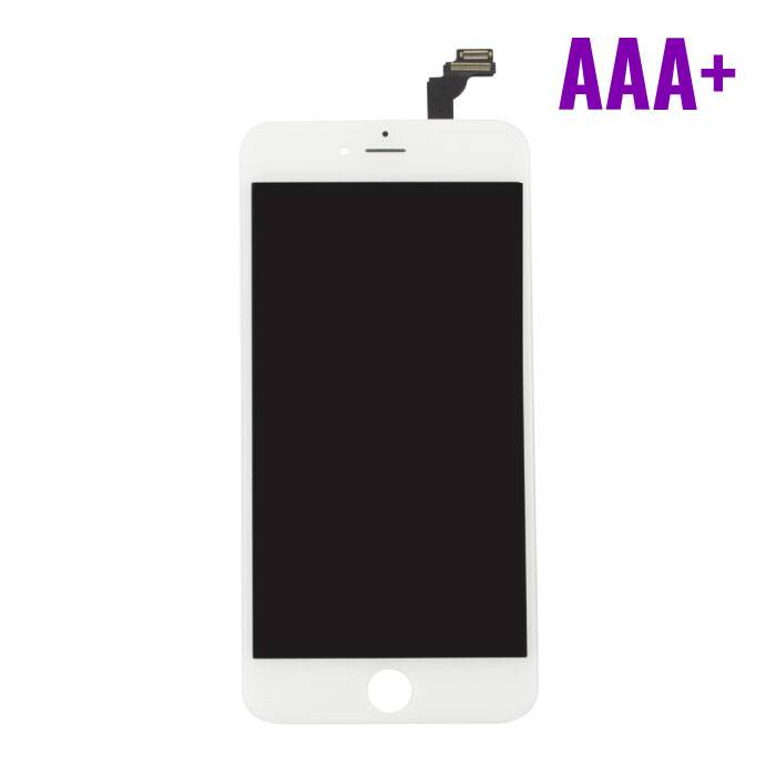 iPhone 6 Plus screen (Touchscreen + LCD + Parts) AAA + Quality - White