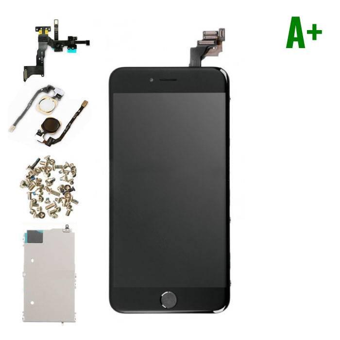 iPhone 6 Plus écran prémonté (écran tactile + LCD + Parts) A+ Qualité - Noir