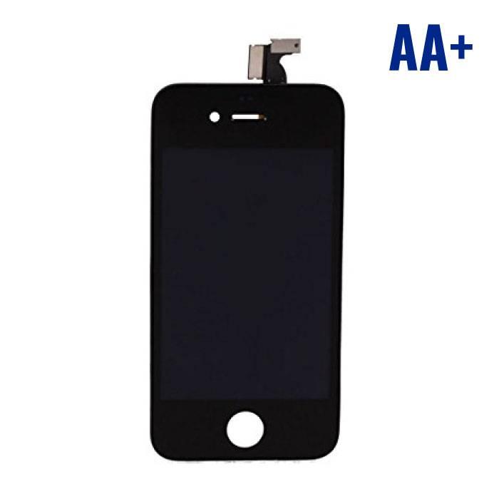 iPhone 4 affichage (écran LCD + tactile + Pièces) AA+ Qualité - Noir