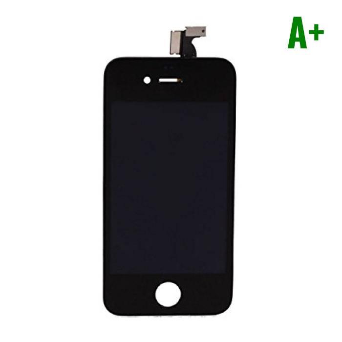 Écran de l'iPhone 4S (écran LCD tactile + + pièces) A+ Qualité - Noir