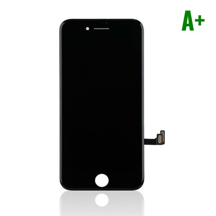 8 iPhone screen (Touchscreen + LCD + Parts) A + Quality - Black