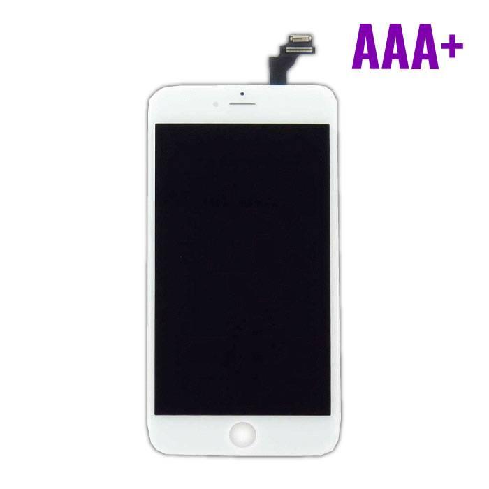iPhone 6S Plus Scherm (Touchscreen + LCD + Onderdelen) AAA+ Kwaliteit - Wit