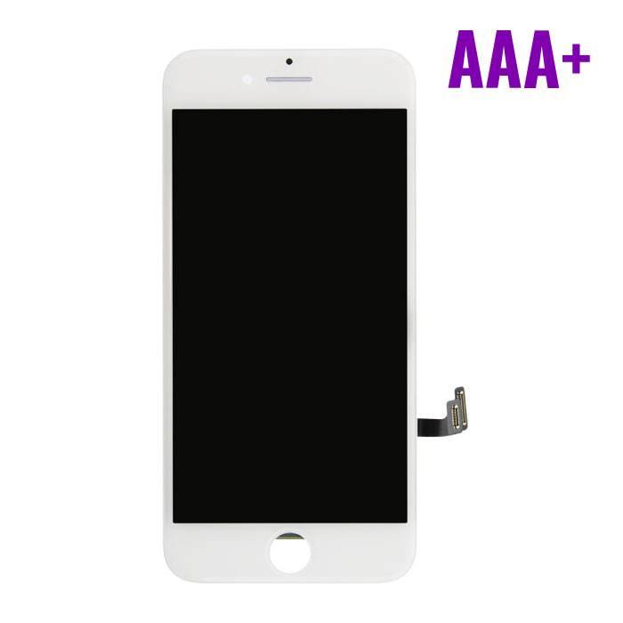 7 'cran de l'iPhone ('cran tactile + LCD + Parts) AAA+ Qualit' - Blanc