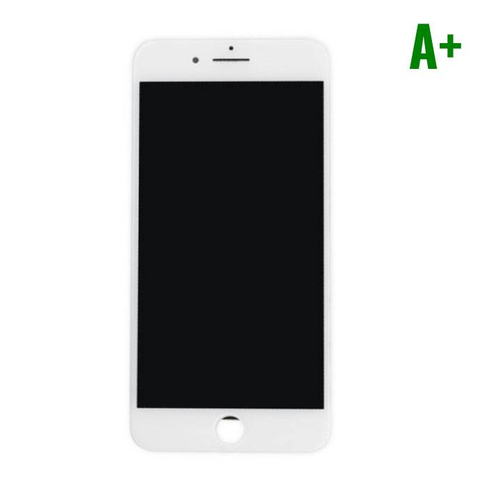 iPhone 7 Plus screen (Touchscreen + LCD + Parts) A + Quality - White