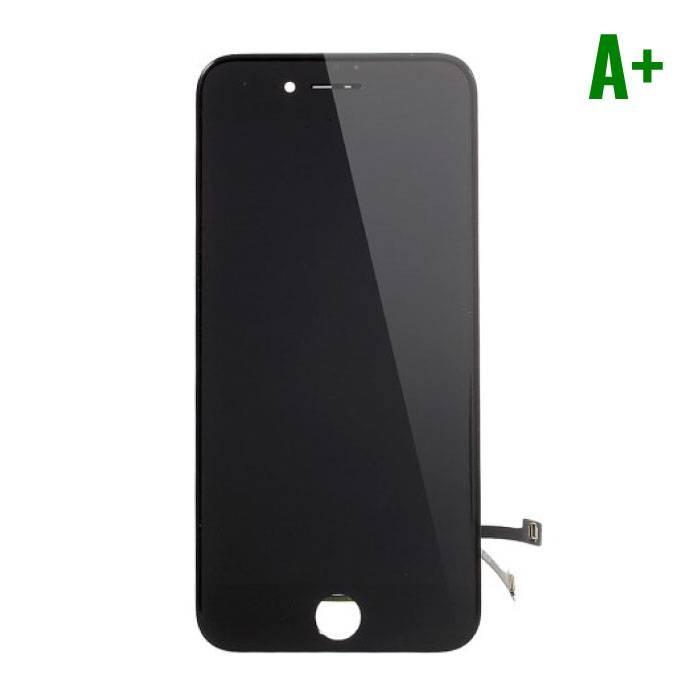 7 'cran de l'iPhone ('cran tactile + LCD + Parts) A+ Qualit' - Noir
