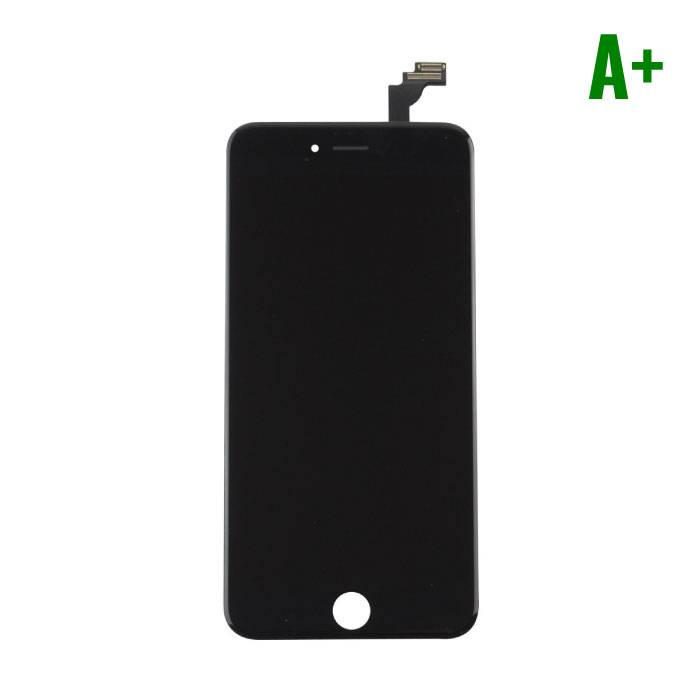 iPhone 6S Plus screen (Touchscreen + LCD + Parts) A + Quality - Black