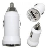 Stuff Certified® 10-Pack iPhone/iPad/iPod AAA+ Autolader USB - Snel opladen - 5 Kleuren
