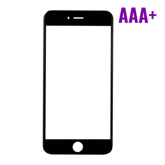 iPhone 8 Frontglas Glas Plaat AAA+ Kwaliteit - Zwart