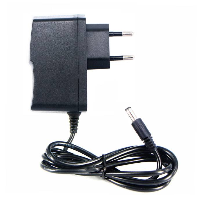 EU European Plug Wall Charger Charger DC Power For TV Box