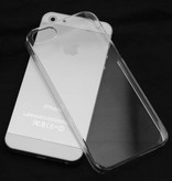 Stuff Certified® 5-Pack Transparant Clear Case Cover Silicone TPU Hoesje iPhone 6