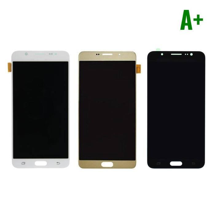 Samsung Galaxy J7 2016 Display (écran LCD tactile + + pièces) A+ Qualité - Noir / Blanc / Or