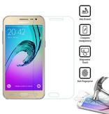 Stuff Certified® Samsung Galaxy J2 / J200F / J200G 2016 Verre Trempé Film de protection écran