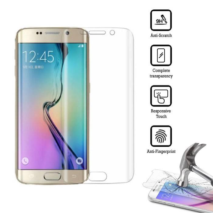 Protecteur d'écran Samsung Galaxy S6 Film bord en verre trempé