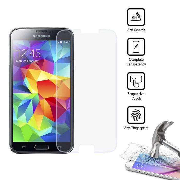 Film de protection écran Samsung Galaxy S5 i9600 Film Verre Trempé