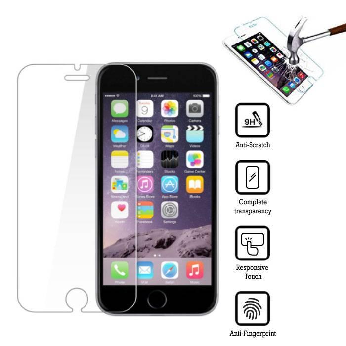 Écran en verre trempé protecteur iPhone 6S Film