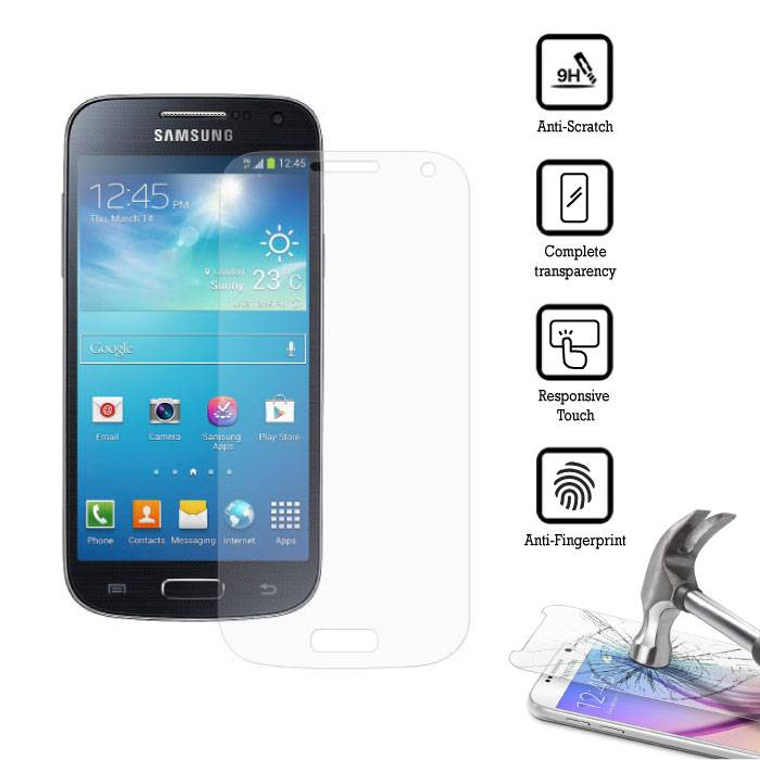 5-Pack Screen Protector Samsung Galaxy S4 i9500 Tempered Glass Film