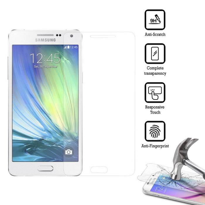 3-Pack Screen Protector Samsung Galaxy A5 2016 Tempered Glass Film